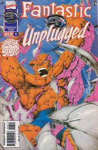 Cover Thumbnail for Fantastic Four Unplugged (Marvel, 1995 series) #6