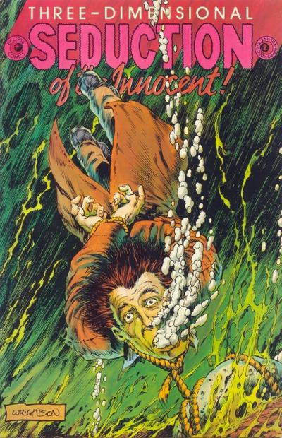 Cover for Seduction of the Innocent 3-D (Eclipse, 1985 series) #2
