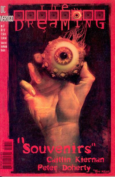 Cover for The Dreaming (DC, 1996 series) #17