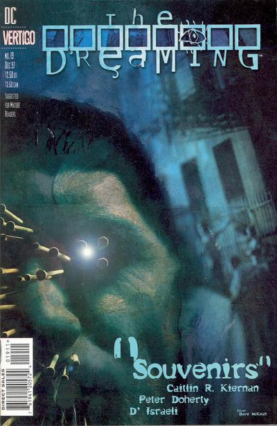 Cover for The Dreaming (DC, 1996 series) #19