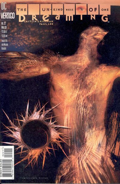 Cover for The Dreaming (DC, 1996 series) #22