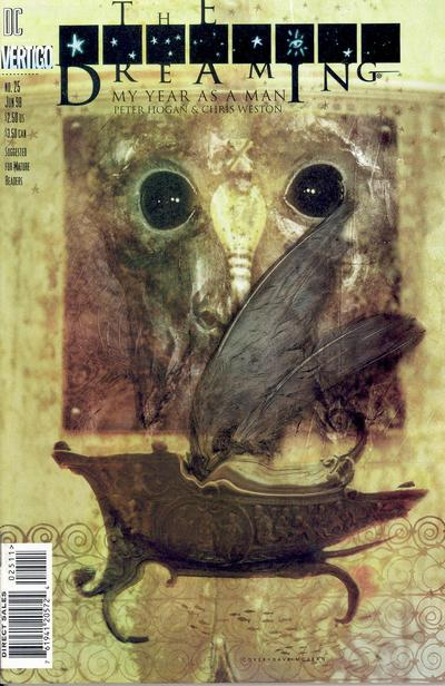 Cover for The Dreaming (DC, 1996 series) #25