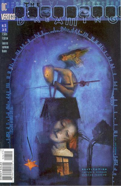 Cover for The Dreaming (DC, 1996 series) #26