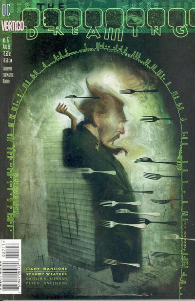 Cover for The Dreaming (DC, 1996 series) #27