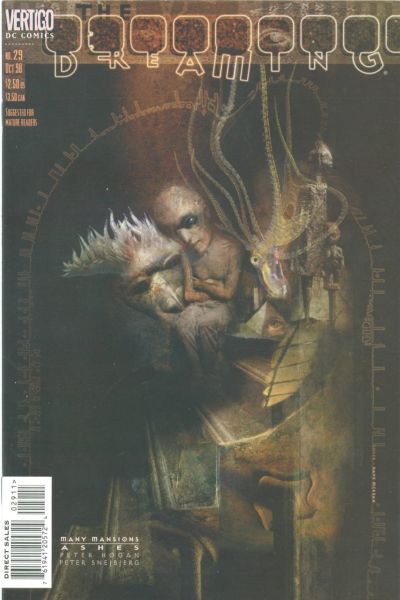 Cover for The Dreaming (DC, 1996 series) #29