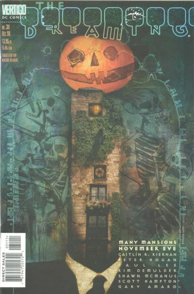 Cover for The Dreaming (DC, 1996 series) #31