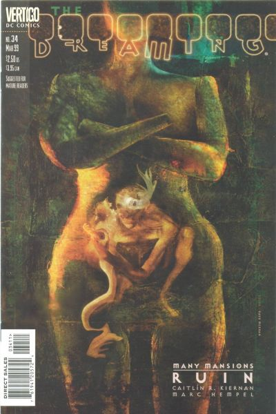 Cover for The Dreaming (DC, 1996 series) #34