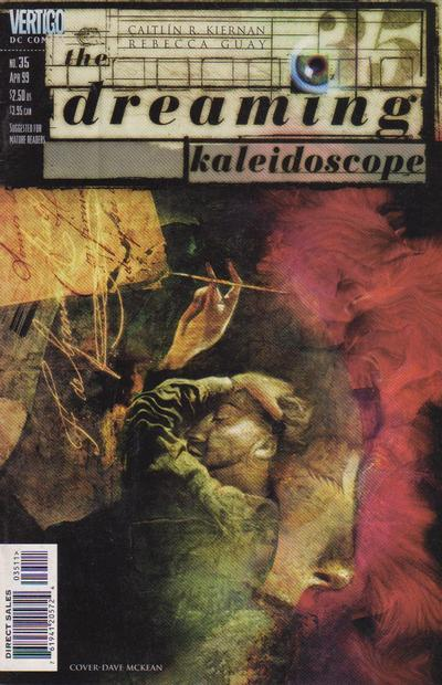 Cover for The Dreaming (DC, 1996 series) #35