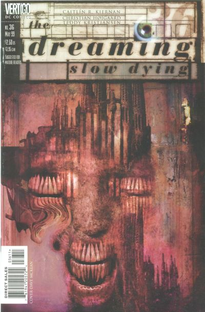 Cover for The Dreaming (DC, 1996 series) #36
