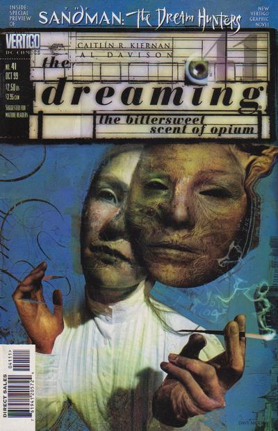 Cover for The Dreaming (DC, 1996 series) #41