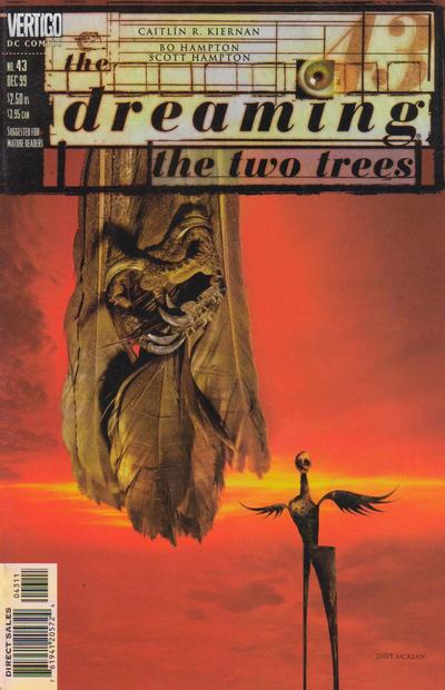 Cover for The Dreaming (DC, 1996 series) #43