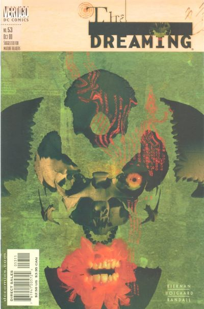 Cover for The Dreaming (DC, 1996 series) #53
