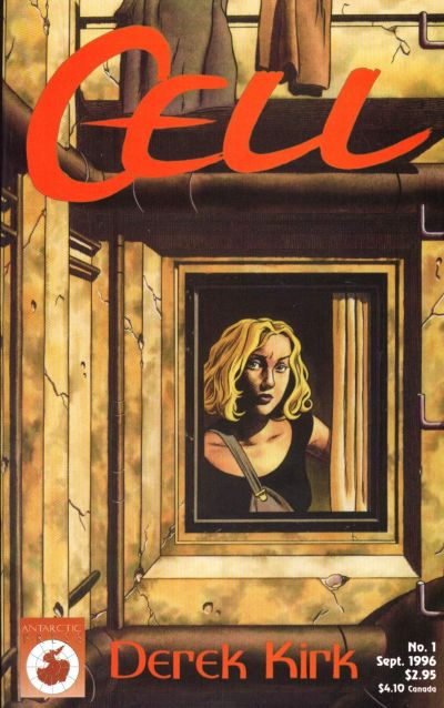 Cover for Cell (Antarctic Press, 1996 series) #1