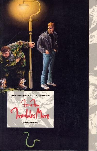 Cover for For a Few Troubles More (Fleetway Publications, 1990 series)
