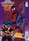 Cover for Ultimate Spider-Man and X-Men (Panini UK, 2005 series) #46
