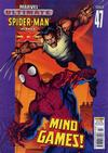 Cover for Ultimate Spider-Man and X-Men (Panini UK, 2005 series) #47