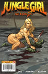 Cover for Jungle Girl Season 2 (Dynamite Entertainment, 2008 series) #5