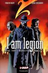 Cover for I Am Legion: The Dancing Faun (Devil's Due Publishing, 2009 series) #5