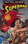 Cover for Superman (Carlsen Comics [DE], 1993 series) #1 - Der Tag, an dem Superman starb