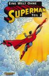 Cover for Superman (Carlsen Comics [DE], 1993 series) #3 - Eine Welt ohne Superman Teil 2