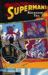 Cover for Superman (Carlsen Comics [DE], 1993 series) #5 - Supermans Rückkehr Teil 2