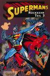 Cover for Superman (Carlsen Comics [DE], 1993 series) #6 - Supermans Rückkehr Teil 3