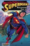 Cover for Superman (Carlsen Comics [DE], 1993 series) #7 - Supermans Rückkehr Teil 4