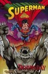 Cover for Superman (Carlsen Comics [DE], 1993 series) #8 - Doomsday