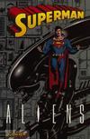 Cover for Superman (Carlsen Comics [DE], 1993 series) #9 - Aliens