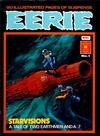Cover for Eerie (K. G. Murray, 1974 series) #1