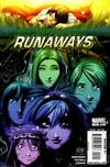 Cover for Runaways (Marvel, 2008 series) #12