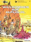 Cover for Valerian und Veronique (Carlsen Comics [DE], 1978 series) #4 - Willkommen auf Alflolol