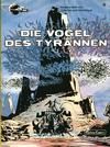 Cover for Valerian und Veronique (Carlsen Comics [DE], 1978 series) #5 - Die Vögel des Tyrannen