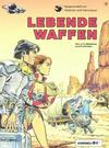 Cover for Valerian und Veronique (Carlsen Comics [DE], 1978 series) #14 - Lebende Waffen