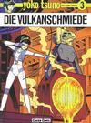 Cover for Yoko Tsuno (Carlsen Comics [DE], 1982 series) #3 - Die Vulkanschmiede