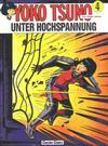 Cover for Yoko Tsuno (Carlsen Comics [DE], 1982 series) #4 - Unter Hochspannung