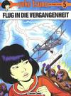 Cover for Yoko Tsuno (Carlsen Comics [DE], 1982 series) #5 - Flug in die Vergangenheit