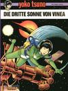 Cover for Yoko Tsuno (Carlsen Comics [DE], 1982 series) #6 - Die dritte Sonne von Vinea