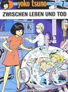 Cover for Yoko Tsuno (Carlsen Comics [DE], 1982 series) #7 - Zwischen Leben und Tod
