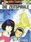 Cover for Yoko Tsuno (Carlsen Comics [DE], 1982 series) #11 - Die Zeitspirale