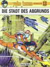 Cover for Yoko Tsuno (Carlsen Comics [DE], 1982 series) #13 - Die Stadt des Abgrunds