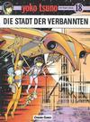 Cover for Yoko Tsuno (Carlsen Comics [DE], 1982 series) #18 - Die Stadt der Verbannten