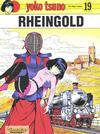 Cover for Yoko Tsuno (Carlsen Comics [DE], 1982 series) #19 - Rheingold
