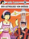 Cover for Yoko Tsuno (Carlsen Comics [DE], 1982 series) #20 - Der Astrologe von Brügge