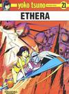 Cover for Yoko Tsuno (Carlsen Comics [DE], 1982 series) #21 - Ethera