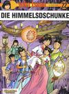 Cover for Yoko Tsuno (Carlsen Comics [DE], 1982 series) #22 - Die Himmelsdschunke