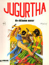 Cover for Jugurtha (Le Lombard, 1977 series) #7 - De Chinese Muur
