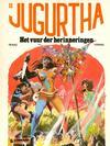 Cover for Jugurtha (Le Lombard, 1977 series) #11 - Het vuur der herinneringen