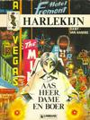 Cover for Harlekijn (Le Lombard, 1979 series) #[2]