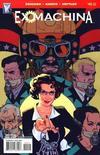 Cover for Ex Machina (DC, 2004 series) #45